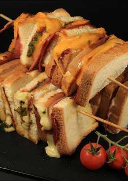 3 Вида Сэндвичей в Духовке