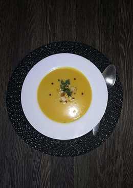 Турецкий суп-пюре из чечевицы (Мерджимек чорбасы)