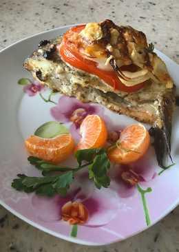 Рыба по - французски