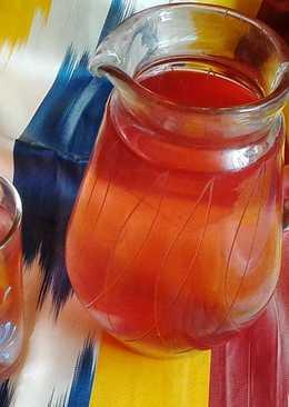 Райхон шарбати, или Напиток из базилика