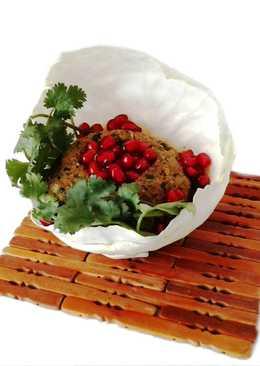 МЦВАНЕРИ. Закуска объедение – грузинская кухня