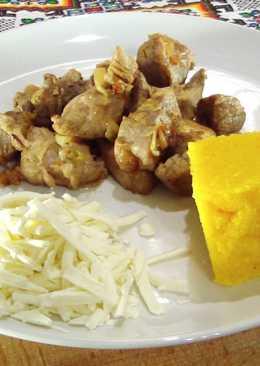 "Мясо по-молдавски ""FRIPTURA"" Вкусное, сочное мясо"