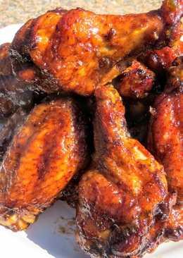 Сказочно вкусные куриные крылышки! Всегда сочные!
