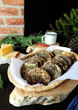 Печенье сырное с перцем чили