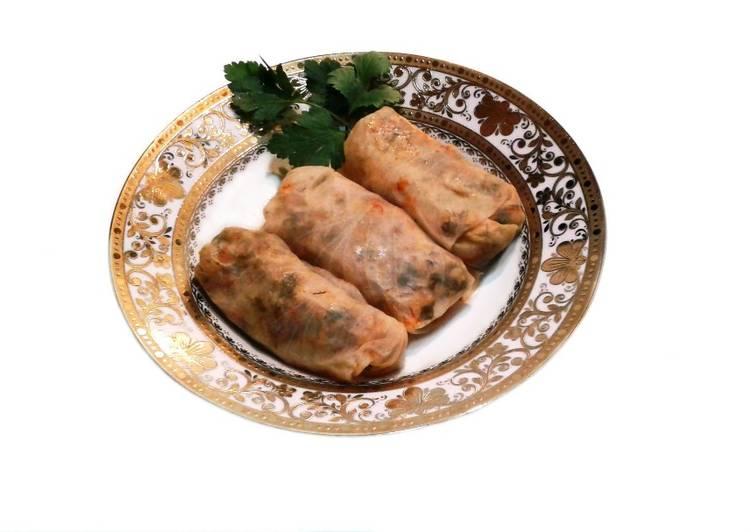 ПАСУЦ ТОЛМА - армянская кухня