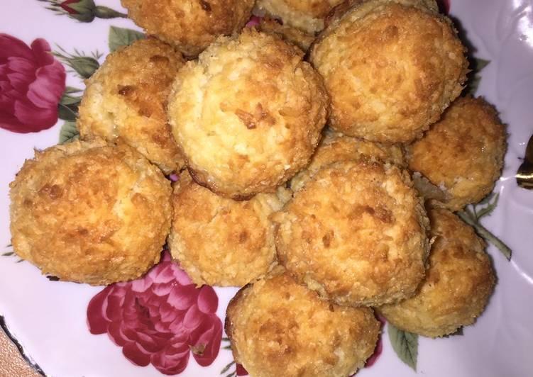 Какосовые печенья рецепт — 3