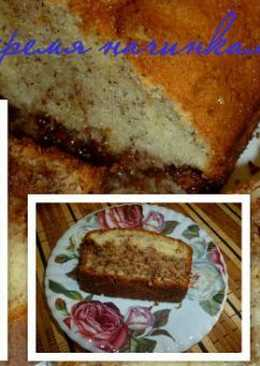 Кекс с тремя начинками