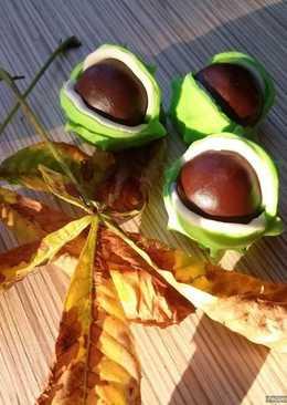 Домашние конфеты «Каштаны»