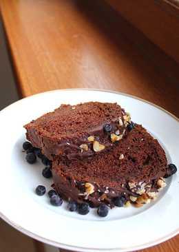 Шоколадный кекс - очень простой рецепт