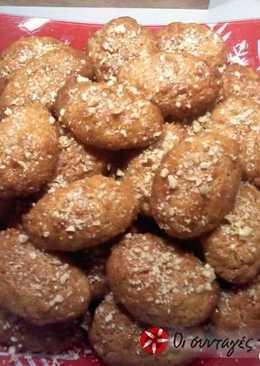 Меломакарона (рождественское печенье)