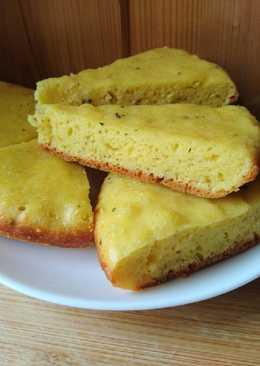 Итальянский сырный пирог в мультиварке