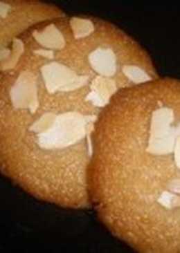 Медово-миндальное печенье по-венгерски