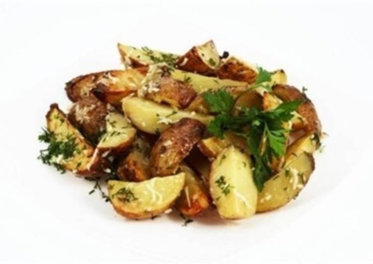 Картофель запеченный «Айдахо»