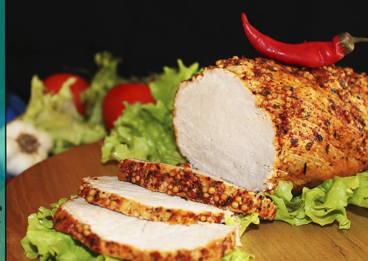 Пастрома из Свинины Нежнейшая - Новогоднее Меню - Рецепты nk cooking