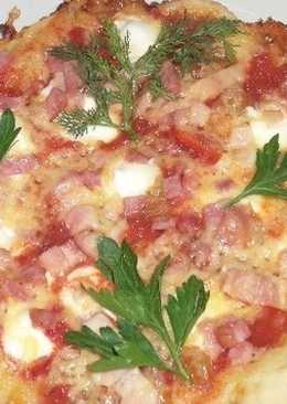 Пицца в мультиварке #кулинарныймарафон