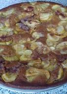 Яблочный пирог #спас
