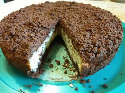Шоколадно - творожный пирог/ Торфяной пирог