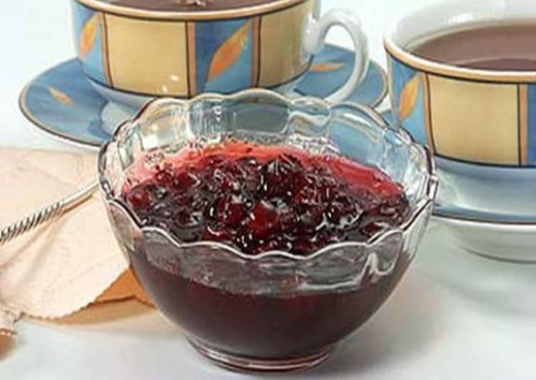 Смородиново-яблочно-медово-ореховое варенье «Ассорти»