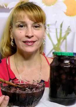 Купеческое варенье из вишни - фирменный простой рецепт заготовки