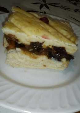 Супертесто для пирога с сухофруктами