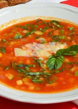 Минестроне — итальянский овощной суп