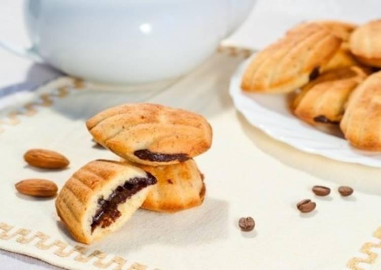 Печенье «Мадлен» по-французски