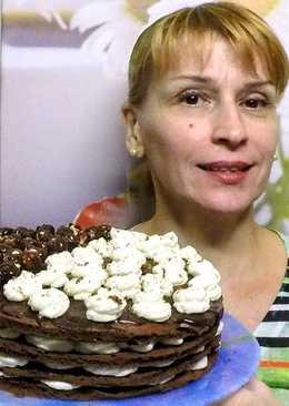 Бисквитный торт Вупи пай