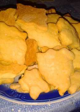 Постные печеньки