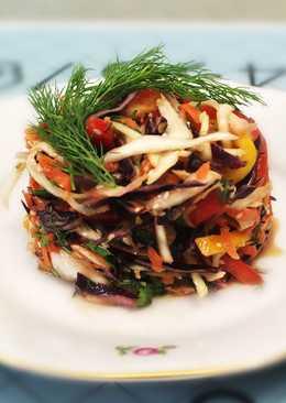 салат ливерпуль рецепт с фото