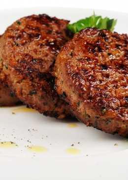 Котлеты из баранины и говядины - рецепт