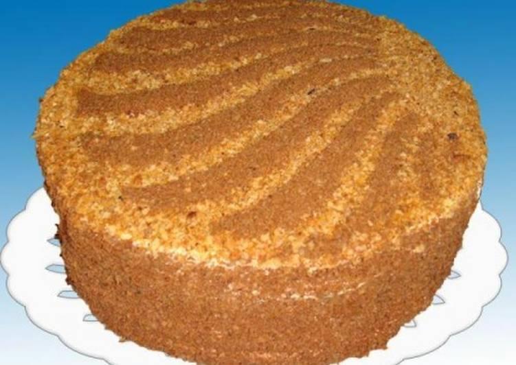 Торт с пряностями по-скандинавски
