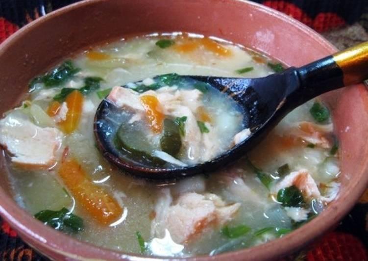 «Калья» - рыбный суп по-русски