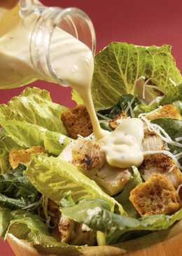 Соус для салат Цезарь