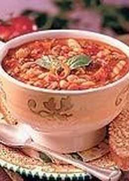 Неаполитанский суп (итальянская кухня)
