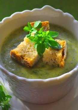 Кремовый суп-пюре из кольраби – рецепт с фото