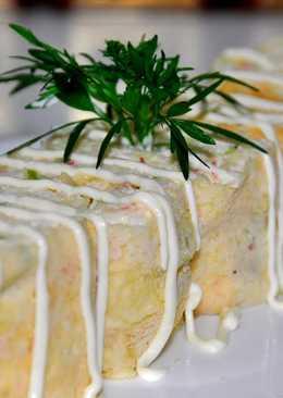 Закусочные лаваш - роллы для пикника и праздника