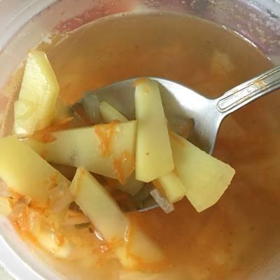 Овощной суп #ПП