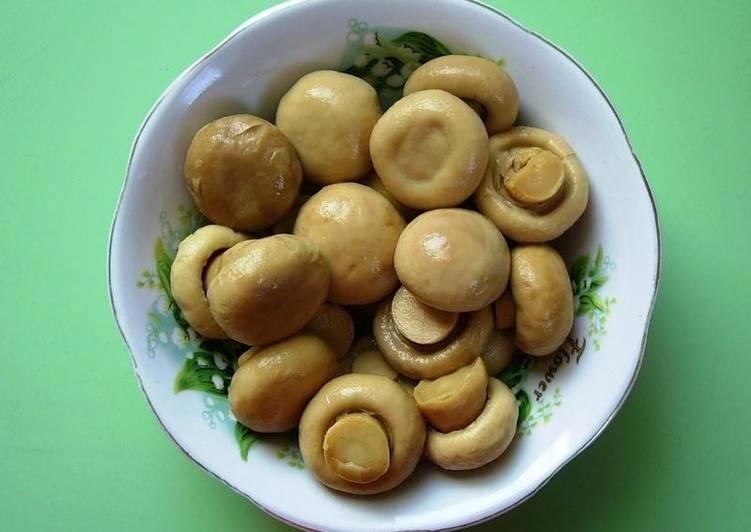 Главная › Заготовки из грибов › Маринованные шампиньоны