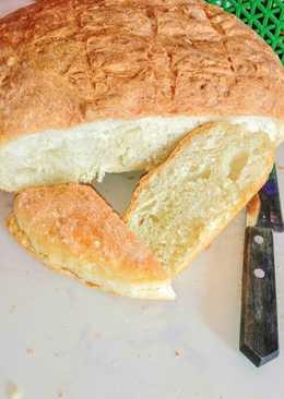 Хлеб в духовке 🍞