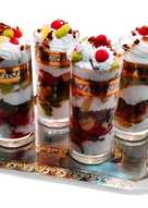Постный десерт из геркулеса пп