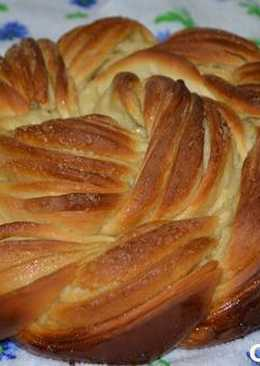"""Хлеб """"Русская роза"""""""
