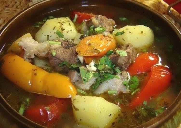 Как готовить хашламу из баранины