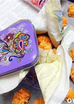 Домашние конфетки из шоколада со вкусом апельсина