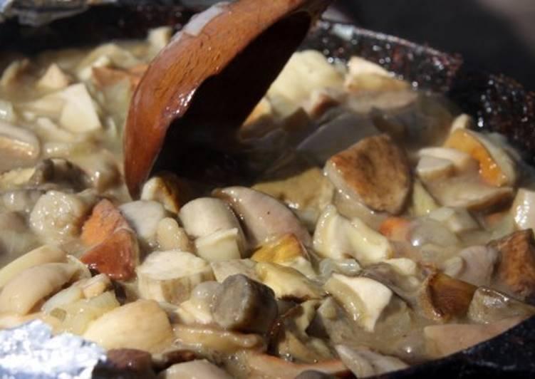 Жаркое грибное «Киржач»