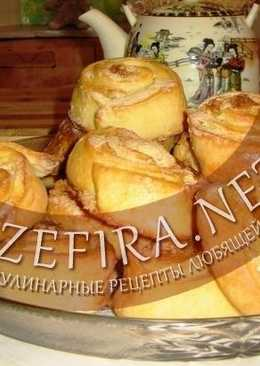Французские булочки – рецепт выпечки из творога