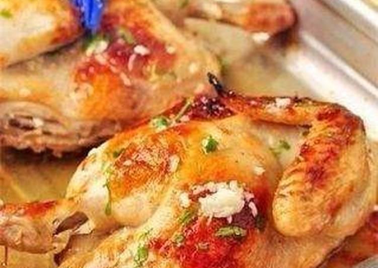 Рецепт жареной курицы с подливкой