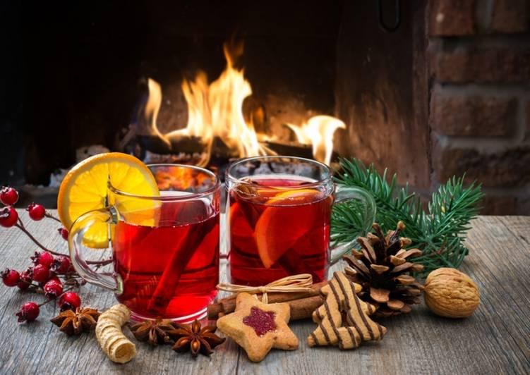 Рождественский чай, рецепт