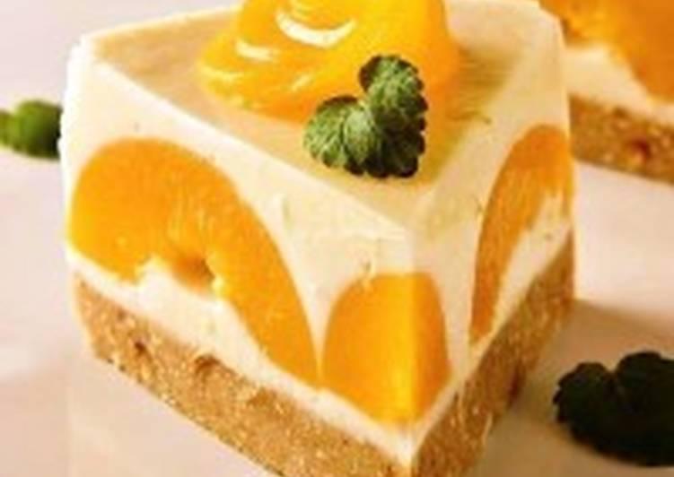 Йогуртовый торт без выпекания
