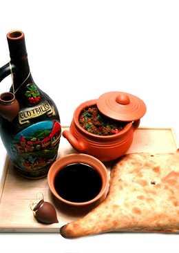 Чанахи – грузинская кухня