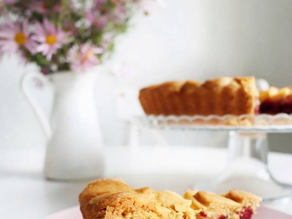 Тот самый вишневый пирог из Твин Пикс